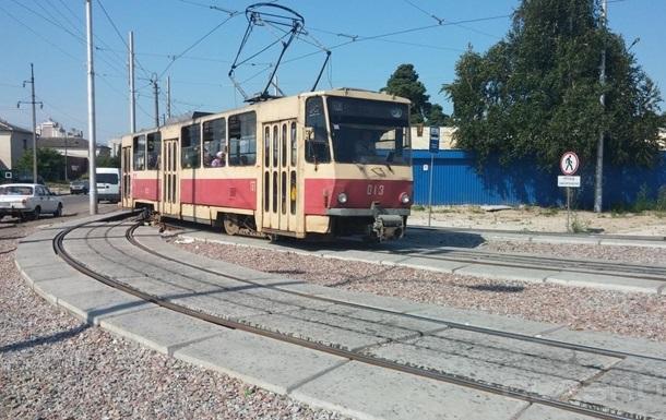 На двух трамвайных маршрутах Киева появятся новые остановки