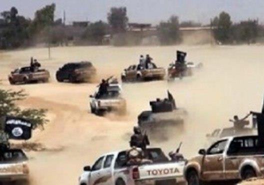 Три тысячи исламистов убежали из Сирии
