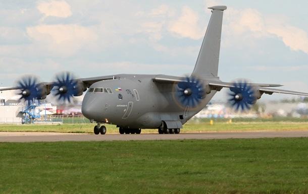 Новый украинский самолет Ан-70 прошел испытания