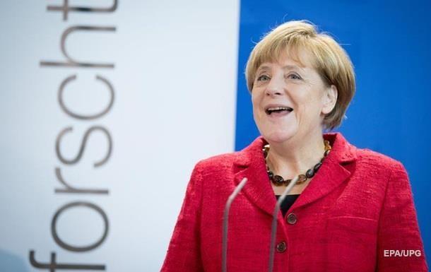 Меркель может получить Нобелевскую премию мира - Bloomberg