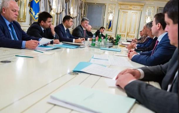Порошенко анонсировал заявление ЛДНР об отмене выборов