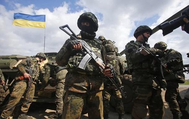 Иностранцам разрешили служить в украинской армии