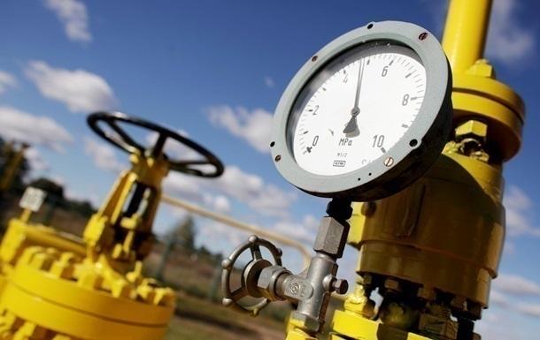 Украина нарастила импорт газа из Европы