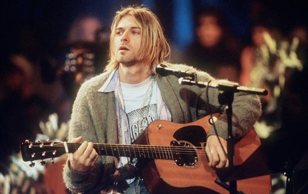 Опубликована неизвестная запись Nirvana