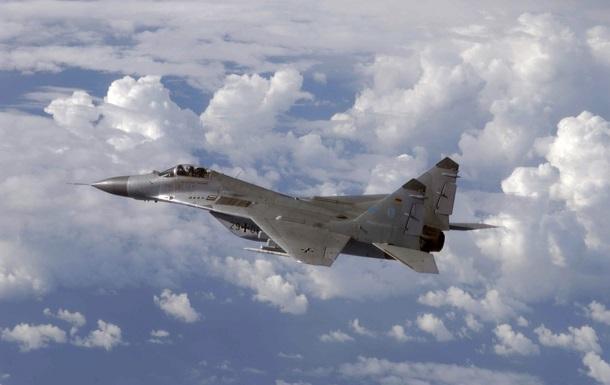 Турция заявила о перехвате ее истребителей МиГ-29