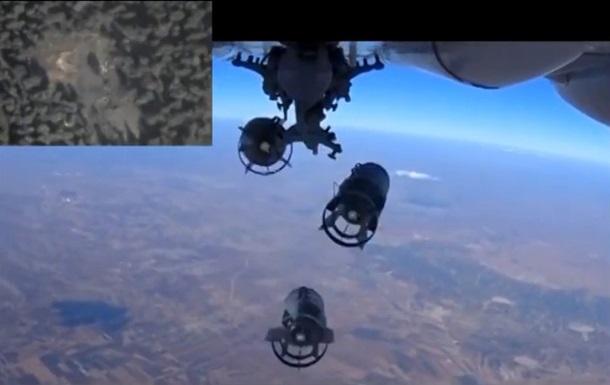 Россия попросила поделиться шпионской информацией о позициях ИГИЛа