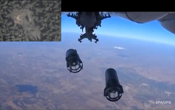 Турция: Только два авиаудара России были по ИГ
