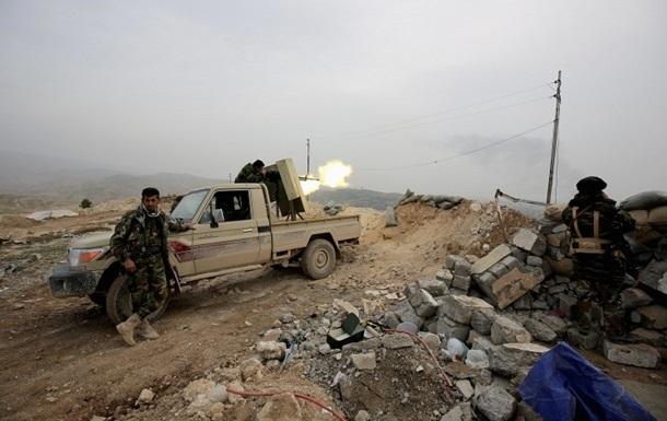 Курды обвинили  Исламское государство  в применении химоружия