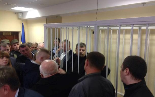 Мосійчука госпіталізували із зали суду