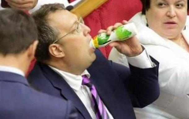 Геращенко раскрыл свой секрет похудения