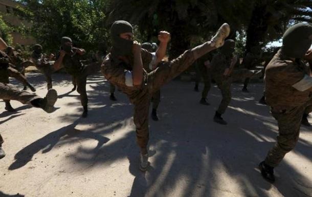 США сворачивают обучение сирийских повстанцев