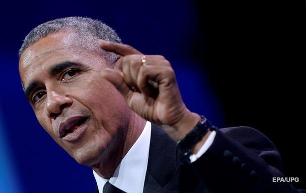 Обама увидел в действиях Путина в Сирии ослабление его лидерства