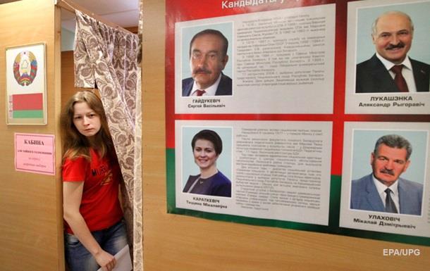 Досрочно на выборах главы Беларуси проголосовали 28%