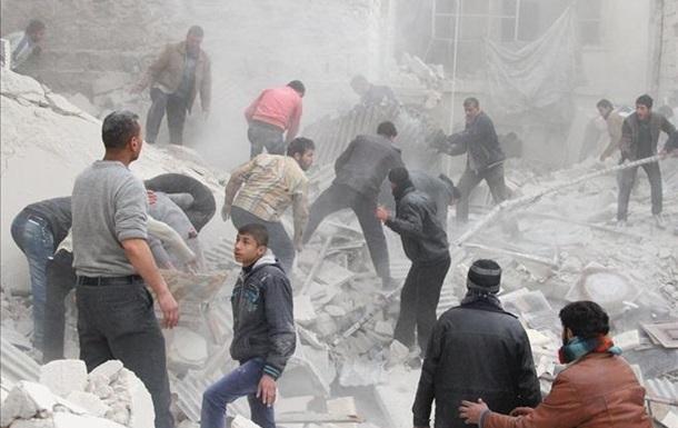 Оппозиция Сирии обвинила РФ в уничтожении своего штаба