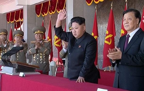 Северная Корея похвасталась межконтинентальными баллистическими ракетами
