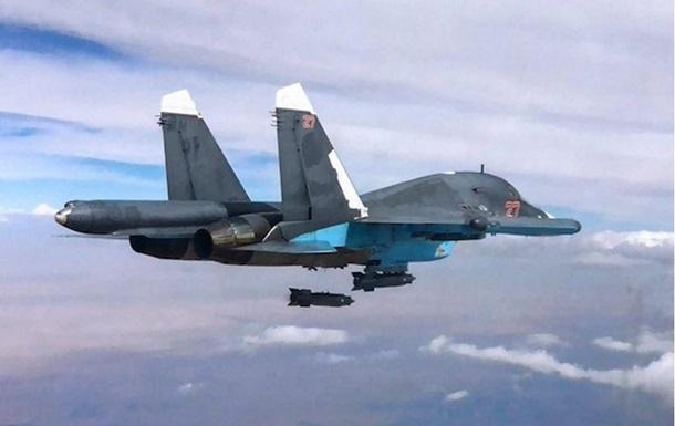 Россия увеличила интенсивность авиаударов в Сирии