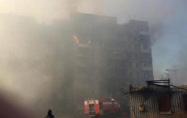 Взрыв в Донецке: ДНР сообщает о погибшем