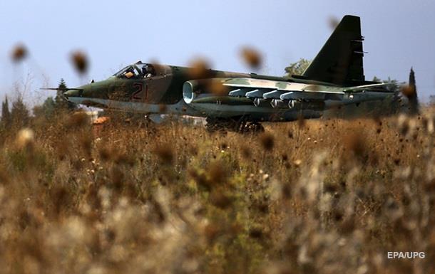 Россия направила США план полетов над Сирией