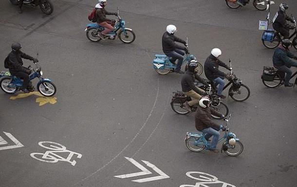 Во Франции могут запретить мотоциклы