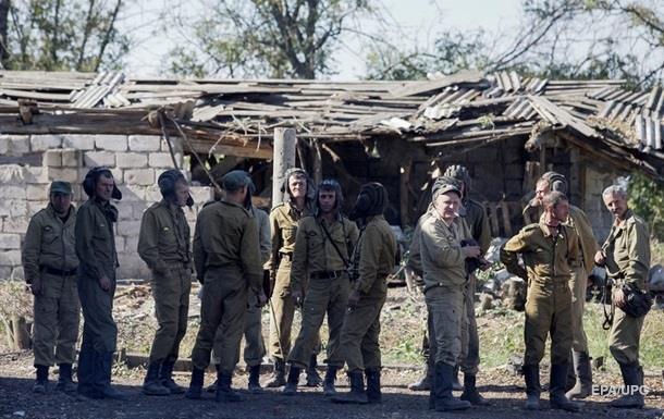 Сепаратисты изменили тактику в Донбассе - штаб АТО