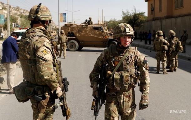 В Афганистане погибли пятеро военнослужащих НАТО