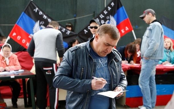 Ситуация с выборами на оккупированном Донбассе. Интервью с Бессмертным