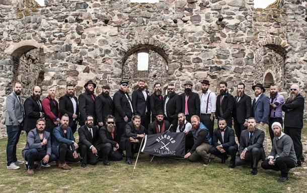 В Швеции членов клуба бородачей приняли за террористов ИГ