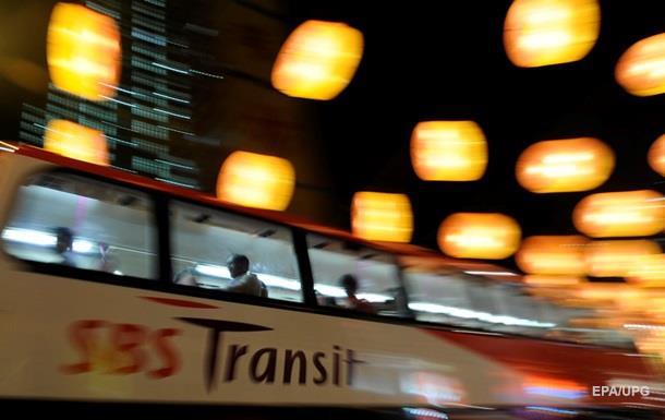 Сингапур протестирует беспилотные автобусы в 2016 году