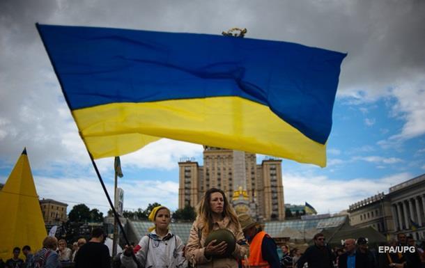 В рейтинге мировых брендов Украина  подешевела  на 45%