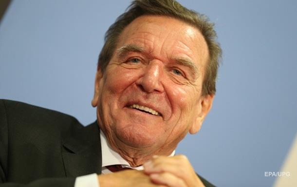 Экс-канцлер ФРГ: Украина в НАТО - это ошибка