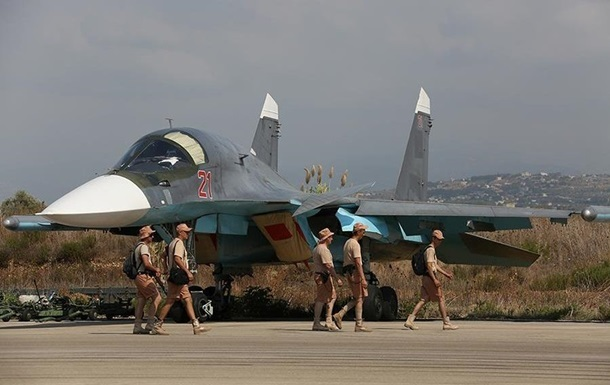 Самолеты США и РФ вступили в визуальный контакт над Сирией