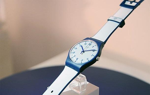 Swatch представила годинник, за допомогою якого можна оплачувати покупки