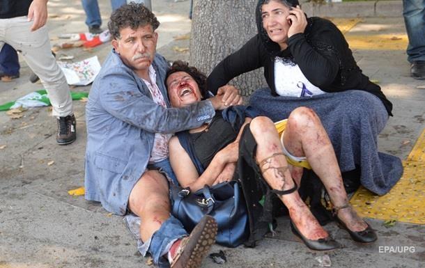 Теракт в Анкаре: премьер Турции уточнил число жертв