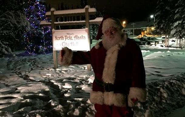Санта Клаус избран в городской совет в Аляске