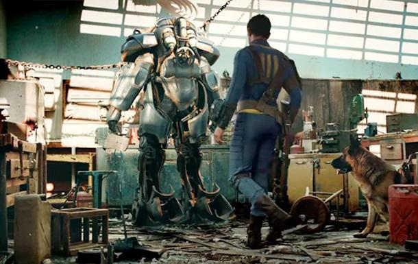 Fallout 4: видео с живыми актерами