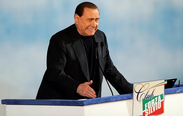 Берлускони объявил о возвращении в политику