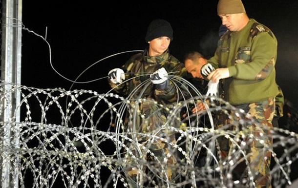 Венгрия закрыла границу для мигрантов  чтобы защитить граждан