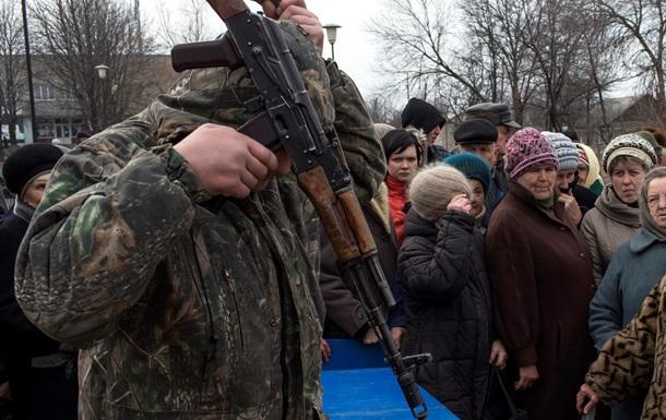 Активиста  Оплота  посадили на 3 года за видеоролики для ДНР