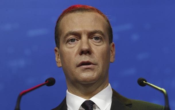 Медведев: Россия в Сирии отстаивает свои интересы