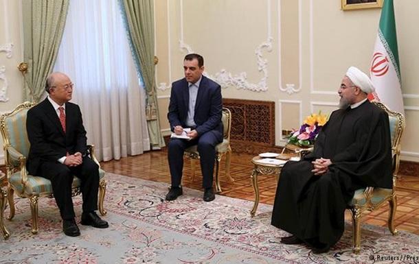 Иран расширит доступ иностранных экспертов к своим ядерным объектам