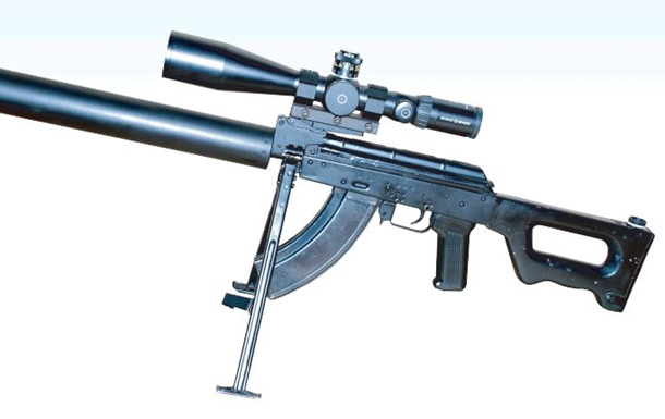 В Украине проходят испытания винтовки  Гопак