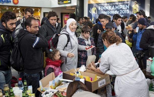 В Швеции подожгли очередной центр для беженцев