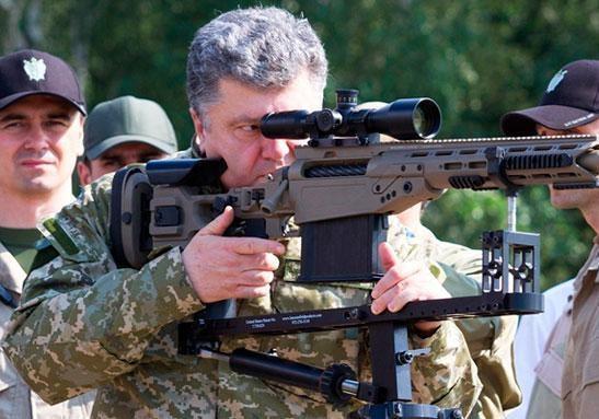 О политическом мужестве Порошенко