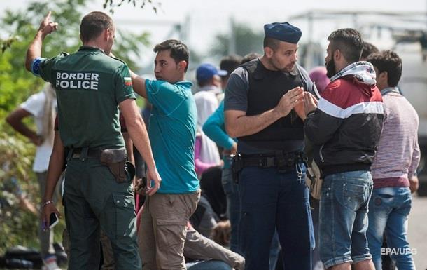 Frontex получит около 300 пограничников в связи с притоком беженцев