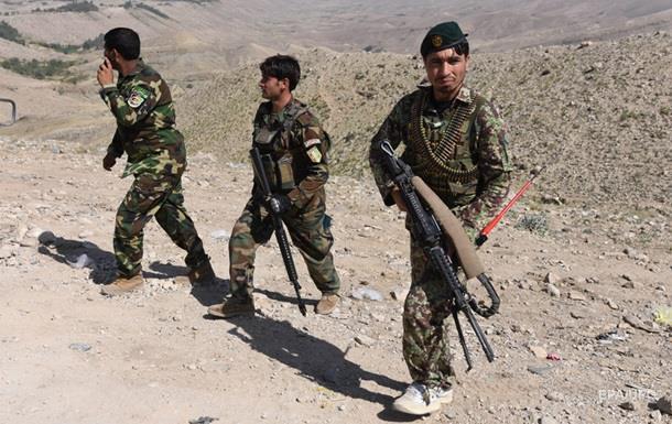 В Афганистане за ночь уничтожены 15 талибов