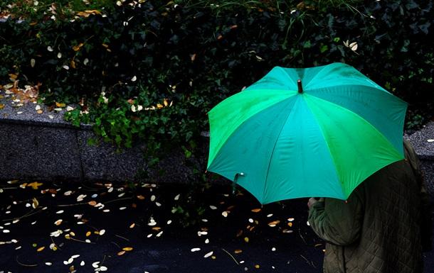 В Украине сохранится дождливая погода