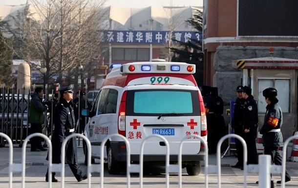 Очередной взрыв на химзаводе в Китае унес жизни девяти человек