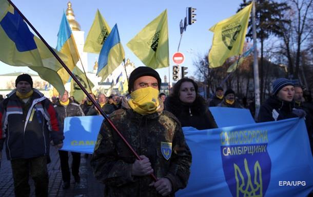 В Украине стартует умеренная контрреволюция - СМИ