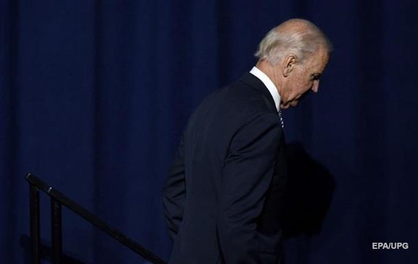 Байден отказался от участия в президентской гонке в США