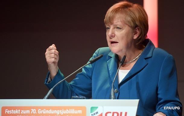 Меркель: Решение сирийского конфликта должно быть политическим